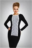 Блузка женская Eldar с длинным рукавом (деловая, офисная одежда)