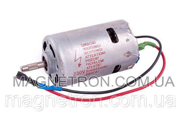 Двигатель электро турбощетки для пылесоса Zelmer 211.0120, фото 2