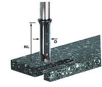 Фрезы пазовые для обработки минерала и акрила Festool