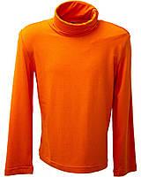 Детский гольф. Размер 36 (140-152). Оранжевый
