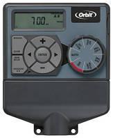 Датчик дождя, Купить программатор автоматического полива ORBIT  Easy Dial 4-х зонный ( внутренний)