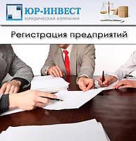 Регистрация предприятий Киев