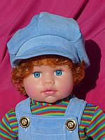 Кукла пупс мягконабивной Ванечка. Сделано в Украине.