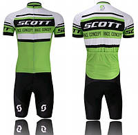 Велоформа Scott 2014 v1 bib