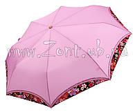 Женский зонт Три Слона Кимоно розовый ( полный автомат ) арт.210-3