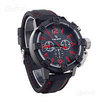 Часы мужские V6 Super Speed Red