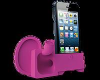 Аудиоусилитель для iPhone 5/5S - Ozaki O!music Zoo Elephant Pink