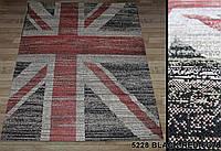 "Коврик - рогожка Сизаль ""Британский флаг"". Ковер-рогожка цена"