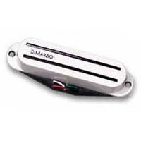 DiMarzio White Fast Track 2 DP182 звукосниматель сингл для электрогитары