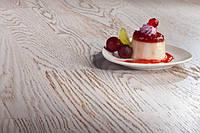 Паркетная доска Tastes of Life Дуб Panna Cotta Molti 3-пол., браш, белый матовый лак