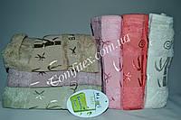 Набор махровых банных полотенец Cestepe Maxi Soft Bamboo Towel 02 Бамбук 70х140см. (6шт.) - Турция