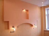 Шпаклевка стен и потолков в Одессе