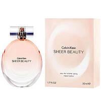 Calvin Klein Beauty Sheer edt 50ml.Оригинал