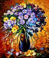 Набор для творчества 40 × 50 см. Цветочный фейерверк худ. Афремов, Леонид