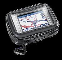 """Крепление для навигатора на мотоцикл Interphone 3.5"""" GPS для трубчатых рулей"""