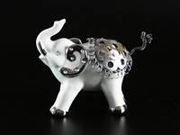 Фигурка Слон из керамики