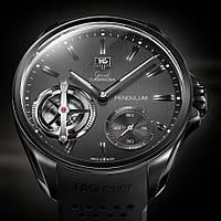 Часы Tag Heuer Pendulum, механика мужские