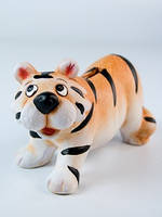 Статуэтка Тигр керамика