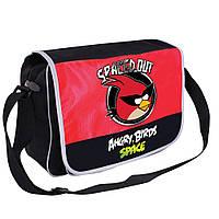 """Сумка через плечо горизонтальная """"Angry Birds Space"""" AB03856, фото 1"""