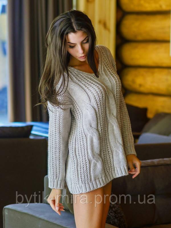 Вязаные женские свитера, недорогие толстовки