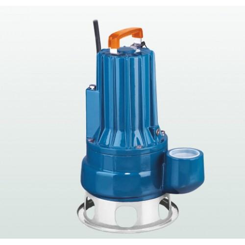 Насос, погружной, Pedrollo MCm 30/50 (чугун)+Quadro (пульт) 10м, 2200 Вт, 66 м3/ч, 24 м