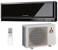Кондиционер MITSUBISHI ELECTRIC MSZ-EF 50 VEB / W (black/white) / MUZ - EF 50 VE Design Inverter