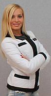 Куртка женская белая, фото 1