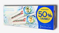 Зубная паста Blend-a-med 7 экстра свежесть (Польша) 2х125мл, фото 1