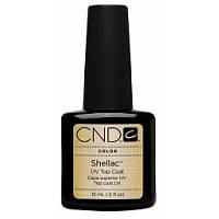CND Shellac Top Coat Закрепитель для геля-лака, 15 мл