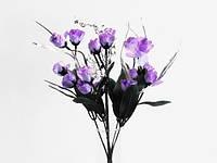 Букет для декора фиолетовый