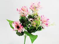 Букет цветов для декора розовый