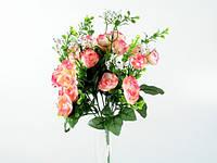 Декор букет розовый