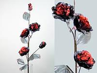 """Искусственный цветок """"Роза"""""""