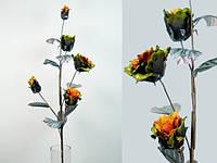 """Цветок искусственный  """"Роза"""""""