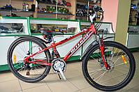 """Велосипед Intenzo Athom 24"""" красный"""