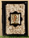 Библия золотая икона
