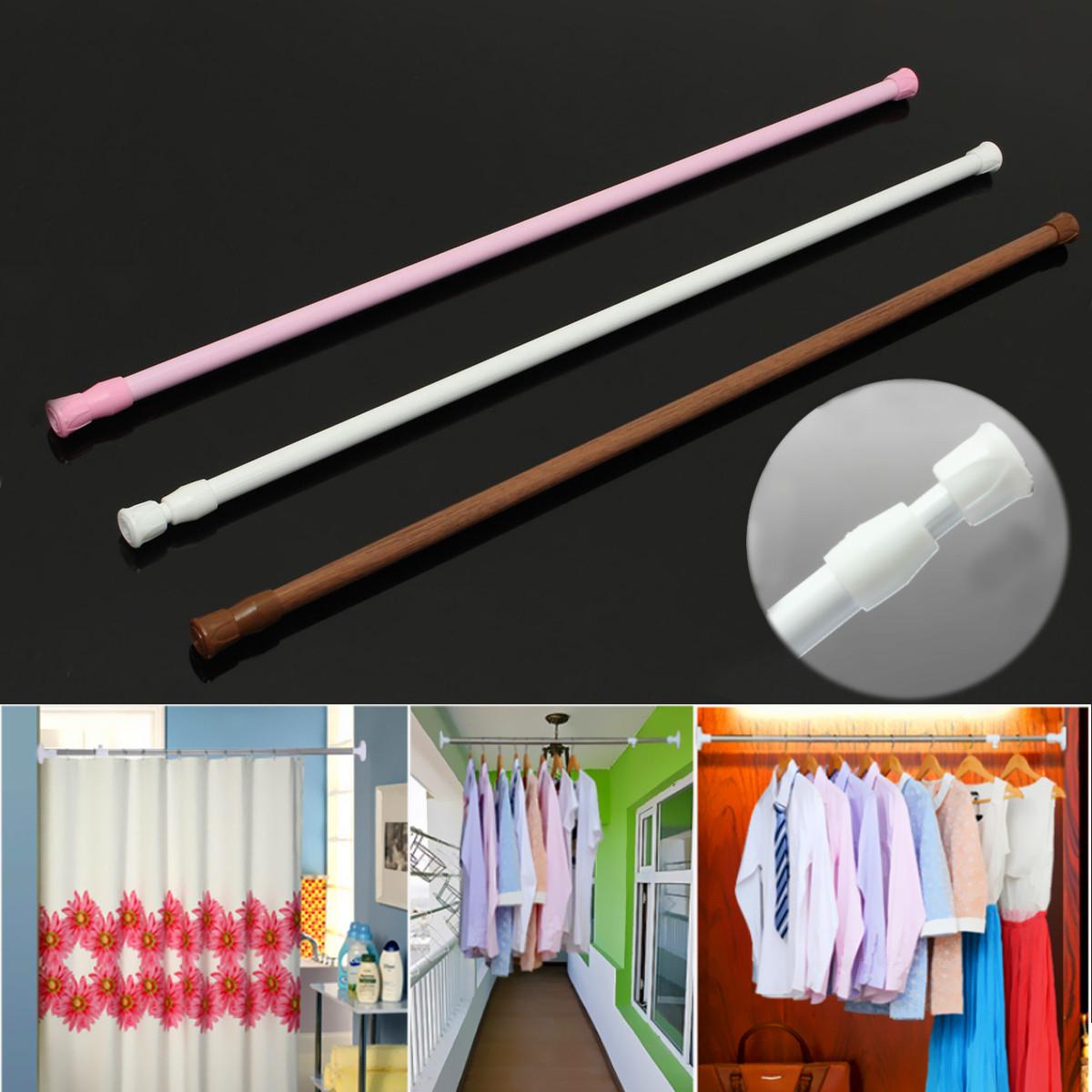 Curtain rod adjustable