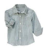 Рубашка Crazy8 (США)  12-18мес, 18-24мес