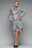 Пальто женское дизайнерское Гоа