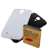 Увеличенная батарея на Samsung Galaxy S4 i9500 на 6500 мА/ч + задняя крышка! BAT0002