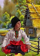 Национальный костюм Украинский 2 для мальчиков