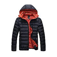 Зимняя мужская термокуртка.Зимняя куртка.Пуховик.