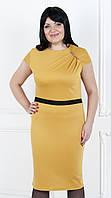 Элегантное женское платье без рукавов, разные цвета