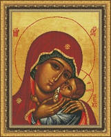 Набор для вышивки крестом   Богородица  Касперовская