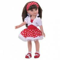 Кукла Paola Reina Керол в красном