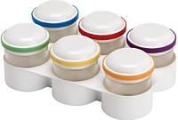Контейнеры для хранения пищи с морозильным лотком Dr. Brown's Designed to Nourish 6 шт./уп. (770)