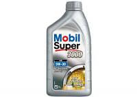 Моторное масло синтетическое Mobil Super 3000 XE 5W30 1L
