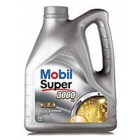 Автомобильное масло Mobil Super 3000 X1 5W40 5L