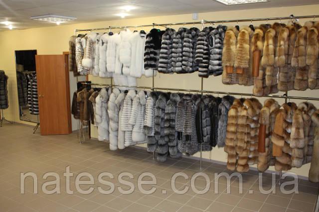 Шубы Меховые жилеты Зимние куртки с мехом Днепропетровск