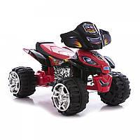 Детский электромобиль квадроцикл Bambi ZP 5118 - Красный с черным